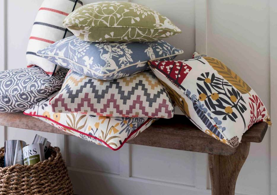 Soft_Furnishing_Taits_Interiors_Wilderness_Cushions_Melbourne
