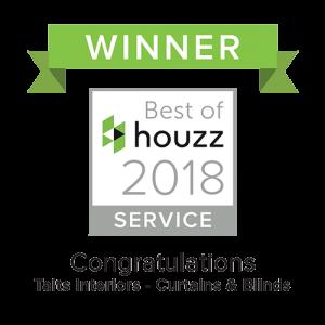Taits_Interiors_Best_Services_Houzz Pro Winner - Jan2018