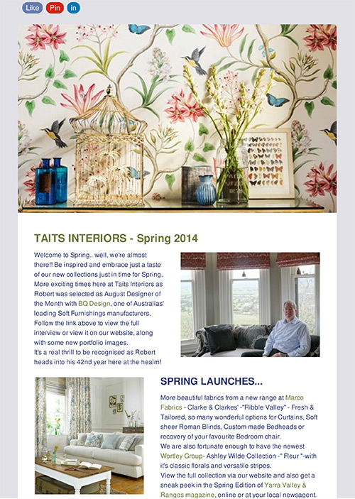 Taits_Interiors_Spring_Newsletter_2014